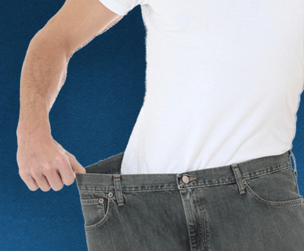 Dramatic Weight Loss
